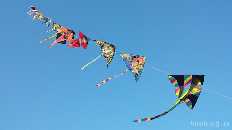 Фестиваль повітряних зміїв як можливість розвитку для Трихат