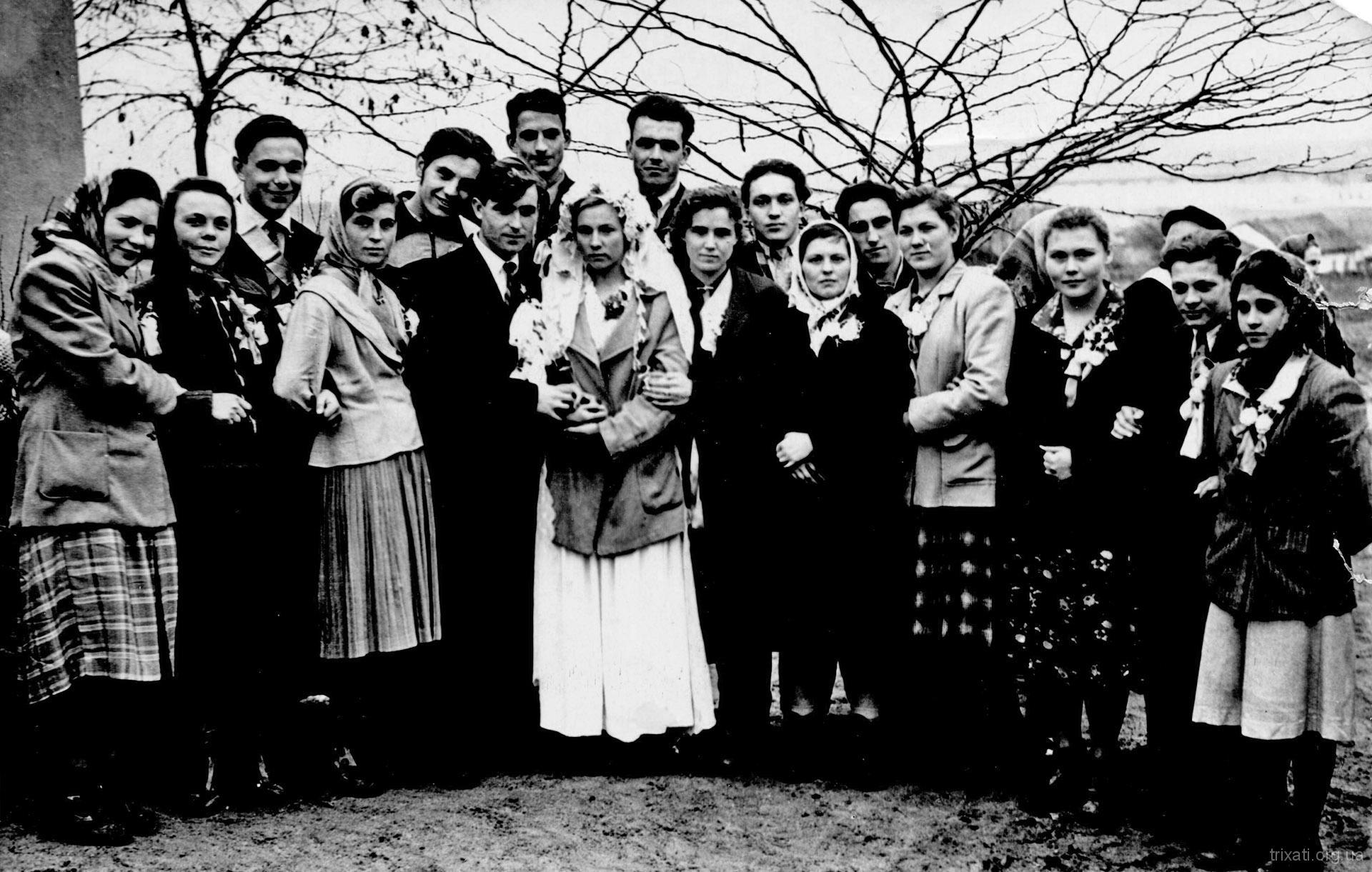 Весілля Усікова Анатолія та його жінки Євгенії