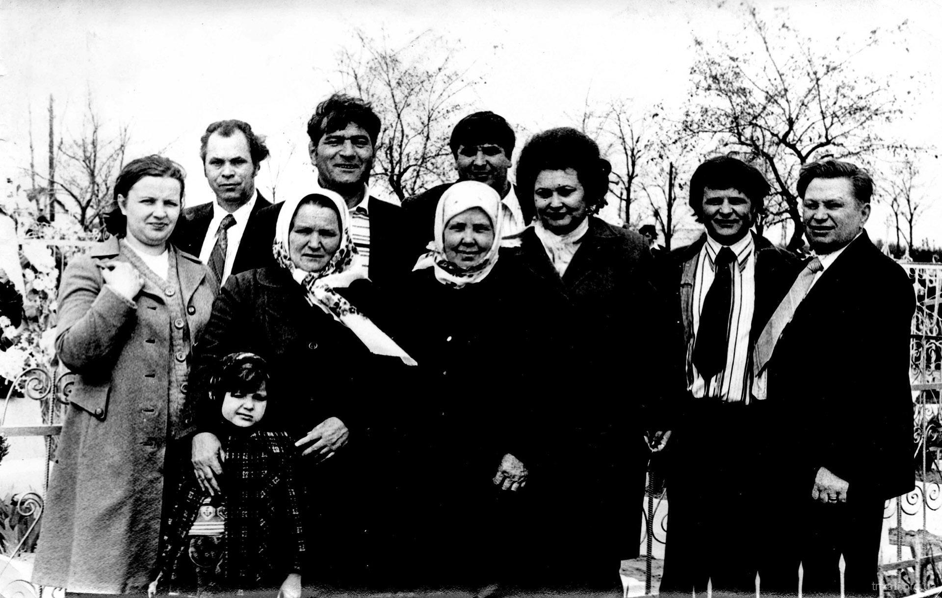 Усікова Марія Ісаківна
