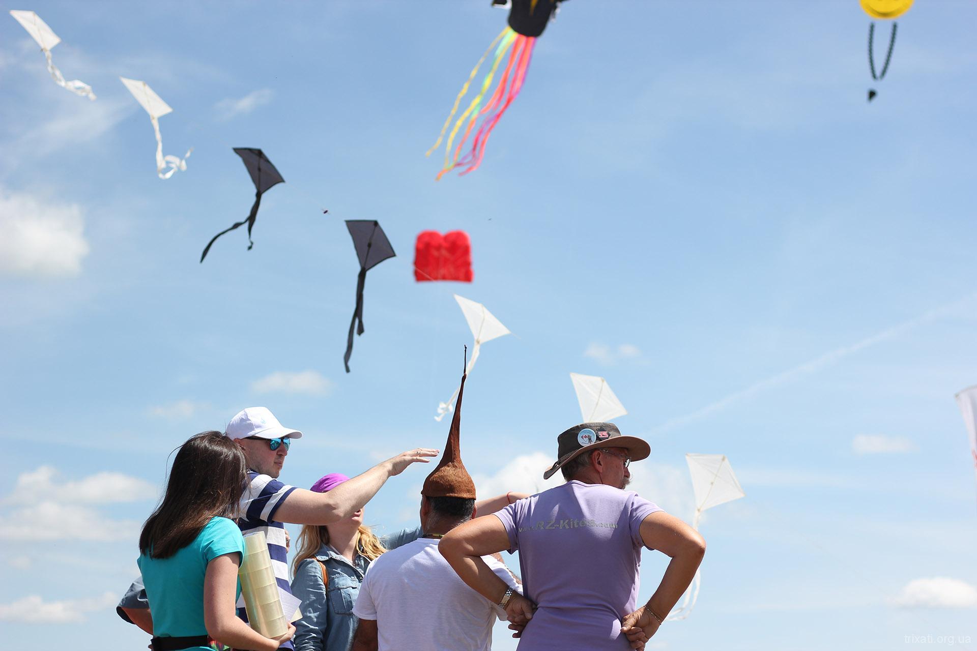 Підсумки фестивалю Tryhutty Kite Fest 2018