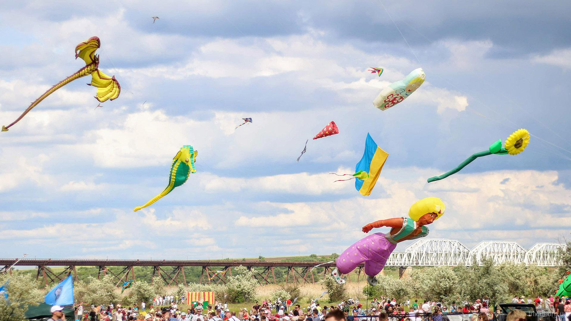 Tryhutty Kite Fest 2018