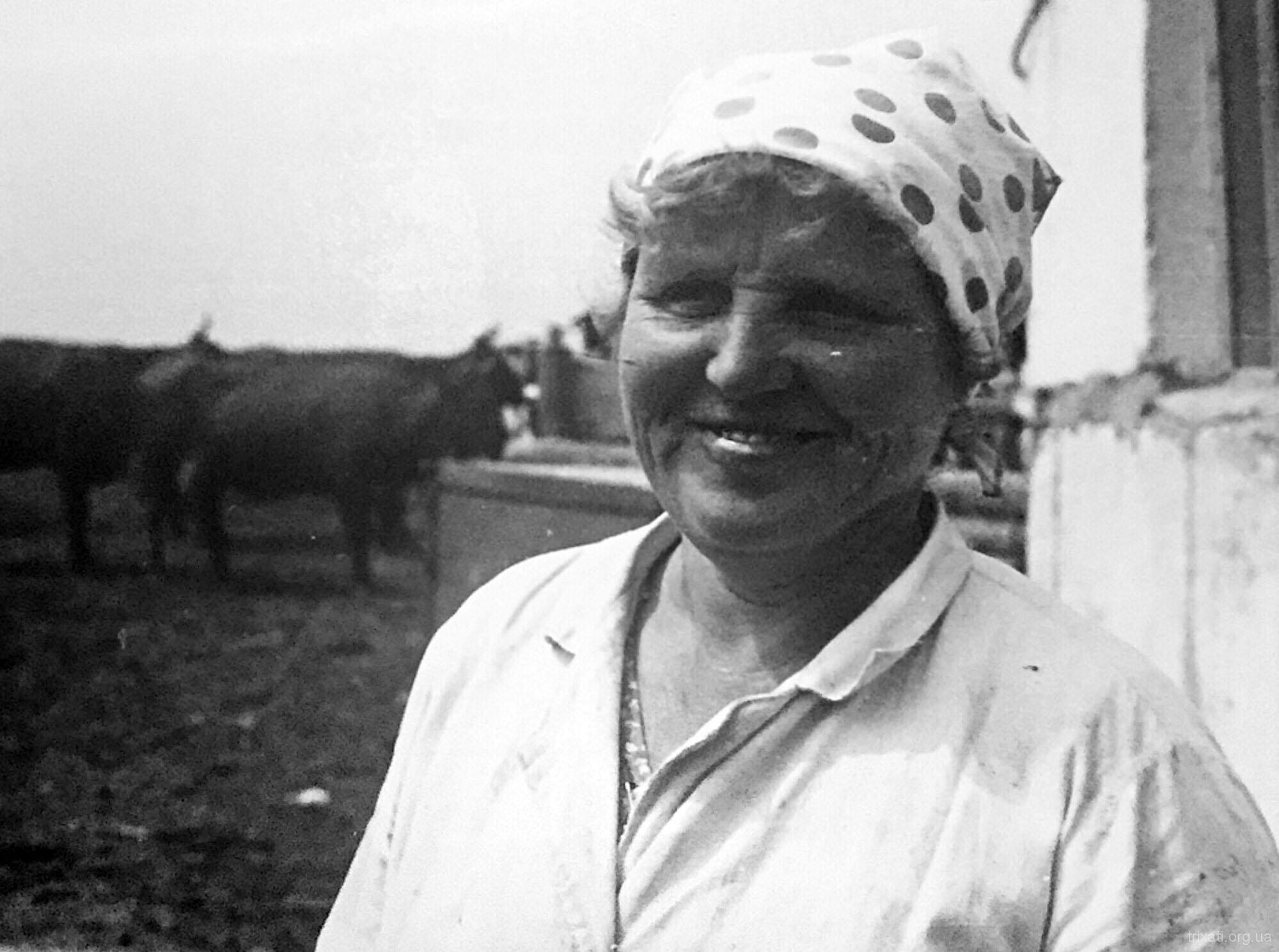 Трихатська ферма 80-ті роки
